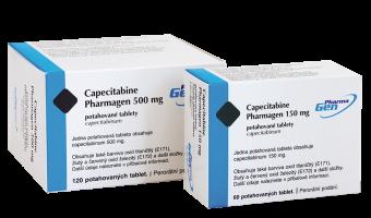 Capecitabine Pharmagen