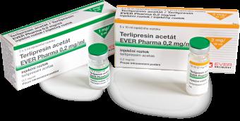 Terlipresin acetát EVER Pharma